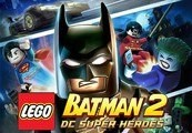 LEGO Batman 2: DC Super Heroes Chave Steam