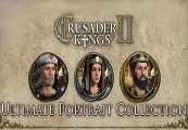 Crusader Kings II - Ultimate Portrait Pack DLC Steam CD Key