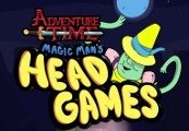 Adventure Time: Magic Man's Head Games Steam CD Key