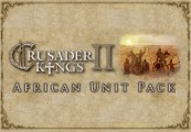 Crusader Kings II - African Unit Pack DLC Steam CD Key