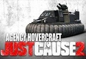 Just Cause 2 - Agency Hovercraft DLC Steam CD Key