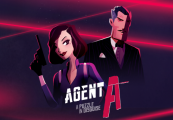 Agent A: A puzzle in disguise Steam CD Key