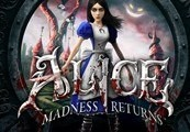 Alice: Madness Returns The Complete Collection Origin CD Key