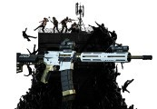 World War Z - AMD50 PAC-15 Weapon Skin Epic Games CD Key