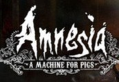 Amnesia: A Machine for Pigs Steam Gift