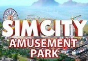 SimCity Amusement Park Set Expansion EA Origin CD Key