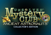 Unsolved Mystery Club: Ancient Astronauts (Collector´s Edition) Steam CD Key