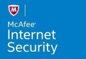 McAfee Internet Security 2017 - 1 Year 1 PC Key