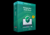 Kaspersky Anti Virus 2020 EU Key (2 Years / 1 PC)