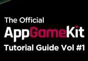 The Official AppGameKit Tutorial Guide Vol 1 DLC Steam CD Key