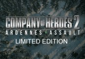 Company of Heroes 2: Ardennes Assault Limited Edition Steam CD Key