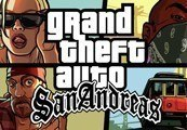 Grand Theft Auto: San Andreas EU Steam CD Key