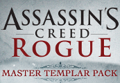 Assassin's Creed Rogue - Master Templar Pack DLC EU PS3 CD Key