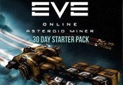 Eve Online 30 Day Starter Pack - Asteroid Miner Key
