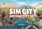 SimCity British City Pack DLC Origin CD Key