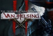 The Incredible Adventures of Van Helsing II Steam CD Key