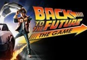 Back to the Future: The Game Steam Gift