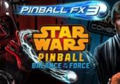 Pinball FX3 - Star Wars Pinball:Balance of the Force DLC Steam CD Key