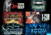 XCOM Collection EUA Chave Steam