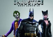 Injustice: Gods Among Us Arkham City Skin Pack EU PS3
