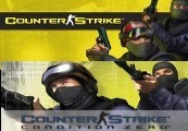 Counter-Strike + Condition Zero Steam CD Key