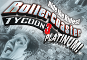 RollerCoaster Tycoon 3: Platinum | Steam Key | Kinguin Brasil