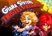 Giana Sisters: Twisted Dreams Steam CD Key