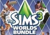 The Sims 3 - Worlds Bundle DLC Origin CD Key