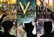 Sid Meier's Civilization V - Brave New World Expansion RU VPN Required Steam CD Key