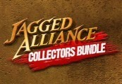 Jagged Alliance Collector's Bundle Steam CD Key