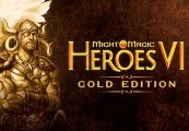 Might & Magic Heroes VI Gold RU VPN Required Steam Gift