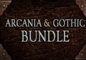 Arcania + Gothic Pack EU Clé Steam