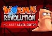 Worms Revolution + 2 DLC Steam CD Key
