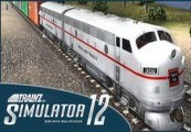 Trainz Simulator 12 + Coronation Scot DLC + Aerotrain DLC Steam CD Key