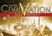 Sid Meier's Civilization V - Gold Edition Upgrade DLC Steam Gift