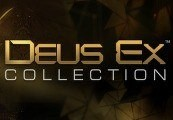 The Deus Ex Collection Steam CD Key