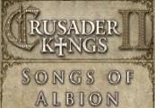 Crusader Kings II - Songs of Albion DLC Steam CD Key