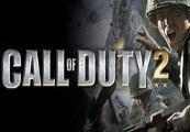 Call of Duty 2 - Mac Edition Clé Steam