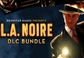 L.A. Noire DLC Bundle Steam Gift