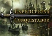Expeditions: Conquistador RU VPN Required Steam CD Key