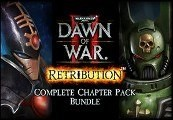 Warhammer 40,000: Dawn of War II: Retribution Complete Chapter Pack Bundle Steam CD Key