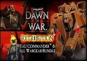 Warhammer 40,000: Dawn of War II: Retribution Tau Commander and All Wargear Bundle Steam CD Key