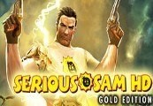 Serious Sam HD Gold Edition EU Steam CD Key