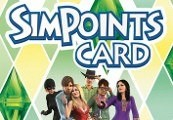 The Sims 3 1000 Simpoints Card
