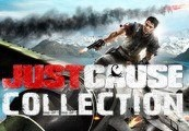 Just Cause Collection RU VPN Required Steam Gift