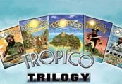 Tropico Trilogy Steam Gift