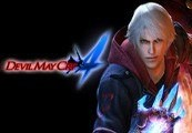 Devil May Cry 4 RU VPN Required Steam CD Key