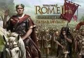 Total War: ROME II + Caesar in Gaul DLC EU Steam CD Key