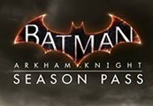 Batman: Arkham Knight Season Pass Clé Steam