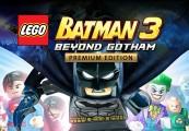 LEGO Batman 3: Beyond Gotham Premium Edition Steam Gift
